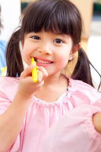 お子様の予防歯科