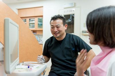 治療を通して、茅ヶ崎市にお住まいの皆さまの健康を守る